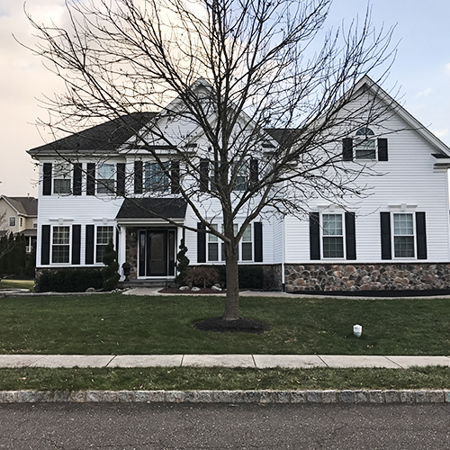 Stucco Remediation In Furlong Pa Before After
