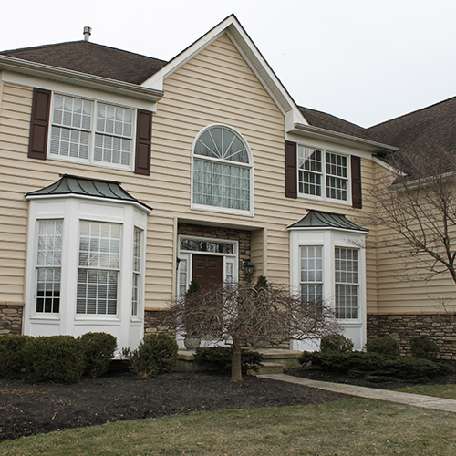 Newtown, PA Stucco Remediation completed